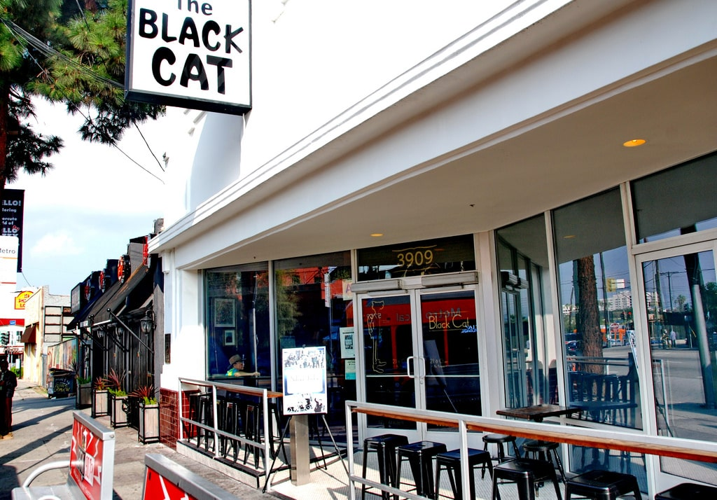black cat, silver lake, acme, real estate