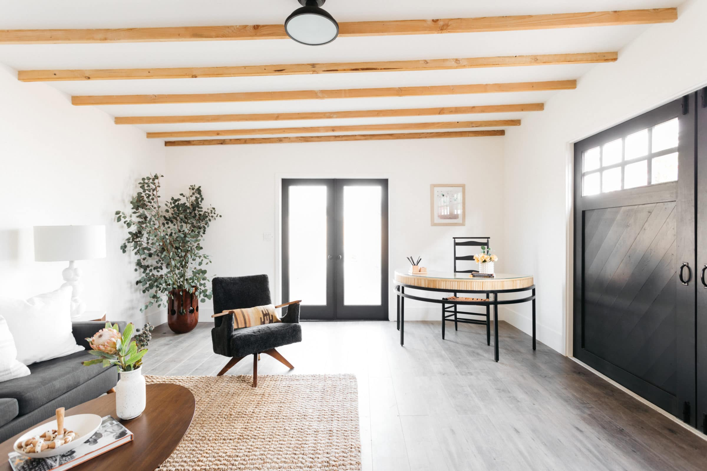 acme real estate blog interior design home office space laurel canyon
